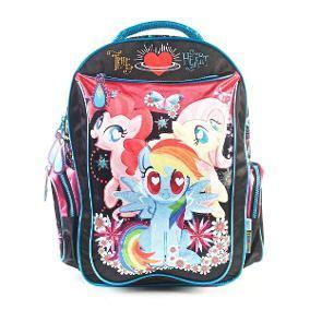 Mochila Espalda Jardín My Little Pony 12 Original