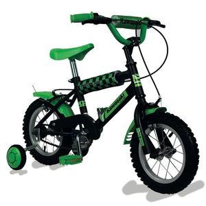 Bicicleta Kawasaki Rodado 12 Con Rueditas
