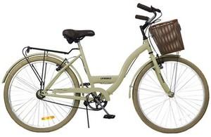 Bicicleta Rodado 26 Dama Vintage Unibike