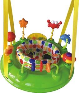 Jumper Hamaca con Juegos Luces Musica y asiento giratorio