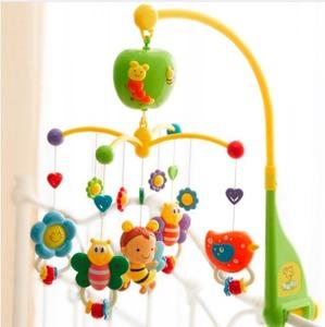 Móvil Musical Para Bebé Infantoys Sonidos Naturaleza