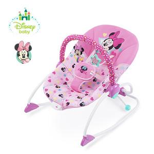 Silla Mecedora Vibradora Minnie Crece Conmigo de 0 a 3 años