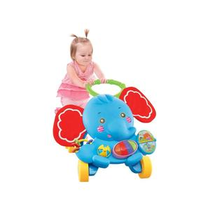 Caminador Andador Elefante Con Luz Sonido y Muchas Funciones