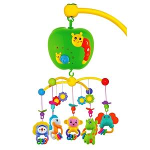 Movil Cunero Musical Y Proyector con Control Remoto Zippy Toys