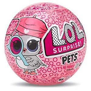 Lol Surprise Pets Serie 4 100% Original 7 Sorpresas