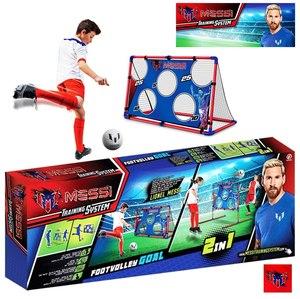 Messi Training System 2 en 1 + Futbol Tenis