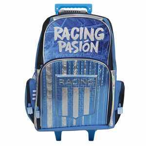 Mochila Con Carrito Racing 18 Pulgadas Edición Limitada