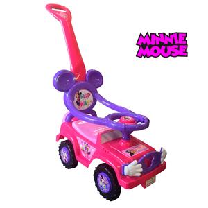 Andarin Pata Pata Minnie Mouse Con Manija Original