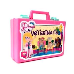 Juliana Veterinaria Chica + Accesorios Original