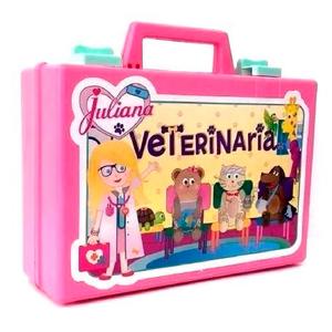 Juliana Veterinaria Grande + Accesorios Original