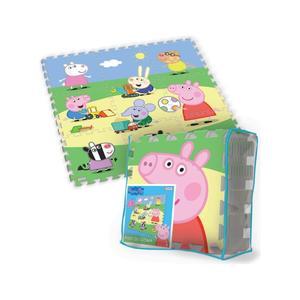 Piso De Goma Eva Peppa Pig Original