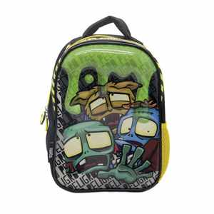 "Mochila De Espalda Zombie Infection 12"" Licencia Original Para Jardin"