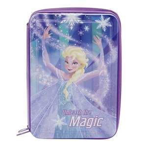 Cartuchera 2 Pisos Disney Frozen Licencia Original