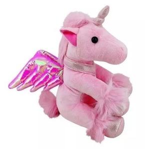 Peluche Unicornio Ossira Con Alas 28cm
