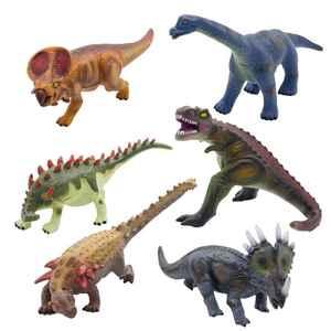 Dinosaurio de Juguete con Sonido 6 Diseños