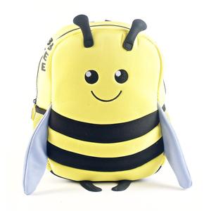"Mochila Kooshi 10"" Abeja De Lady Bug Licencia Original Para Jardin"