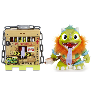 Monstruo Interactivo Crate Creatures Surprise Original