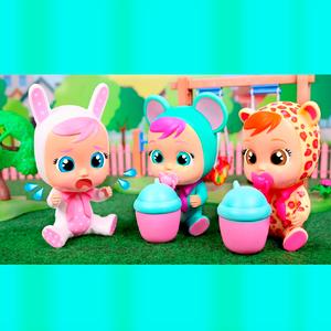 Nueva!! Mini Cry Babies Sorpresa Bebe Llorón  Original !!