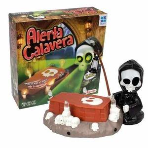 """Juego de Mesa """"Alerta Calavera"""""""