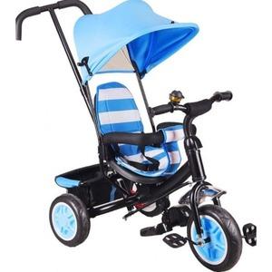 Triciclo Con Manija Direccional Budada Asiento Reductor