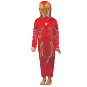 Disfraz Iron man Con Luz Infinity War Talle 0-1-2