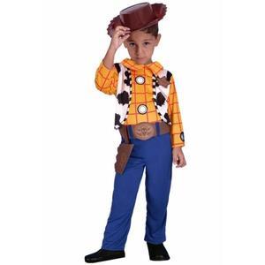 Disfraz Woody Con Luz Talle 0-1