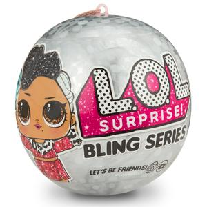 Lol Surprise Serie Bling 8 Sorpresas Original