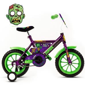 Bicicleta Cross Rodado 12 Zombies Original