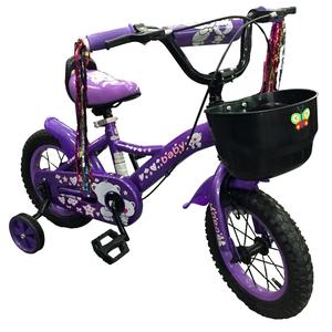 Bicicleta Rodado 12 Nenas con Canasto Rayos