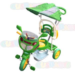 Triciclo Direccional Budada con Luces y Sonido