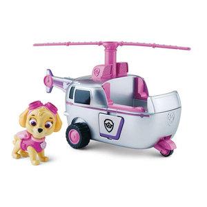 Vehiculos de Rescate Paw Patrol con Figuras