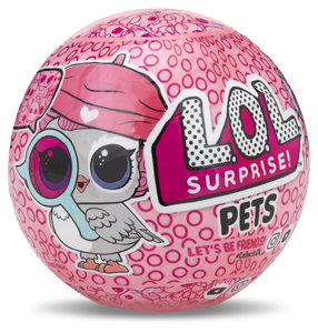 Lol Surprise Pets Serie 4 100% Original 7 Sorpresas