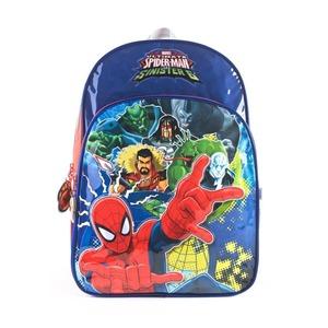 """Mochila de Espalda Spiderman 16"""" Original"""