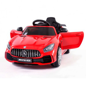 Auto a Bateria 12v Mercedes Benz Amg a Radio Control Luces, Mp3, Usb