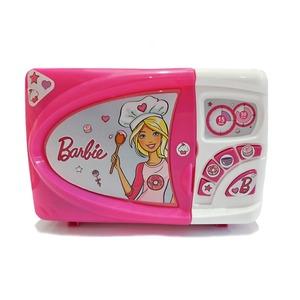 Microondas Barbie Glam Sonido + Cookies Original