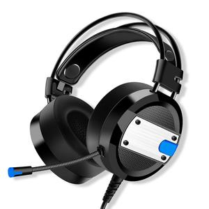 Auriculares Gamer A10 3,5 mm con Microfono y Luces