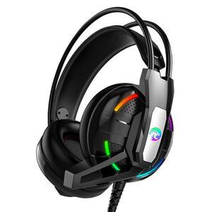 Auriculares Gamer A12 con Microfono y Luces RGB