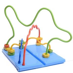 Juego Didáctico Infantil Laberinto 3D