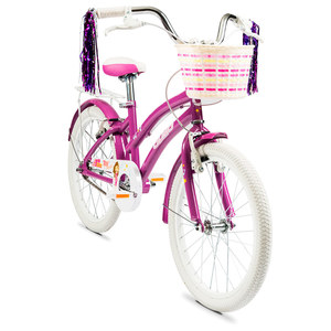 Bicicleta Olmo Rodado 20 Modelo Tiny con Canasto