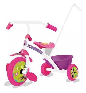 Triciclo Disney Minnie Unibike Ultra Resistente Original