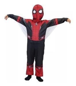 Disfraz Hombre Araña Far From Home Luminoso Talle 0- 1