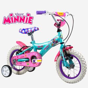 Bicicleta Rodado 12 de 2 a 4 Años Minnie 100% Original Rayos