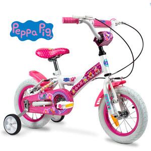 Bicicleta Rodado 12 de 2 a 4 Años Peppa Pig 100% Original Rayos