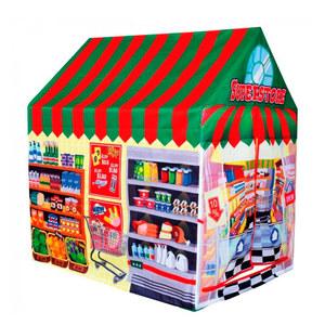 Carpa Casita Supermercado 100x 75x 105cm Faydi
