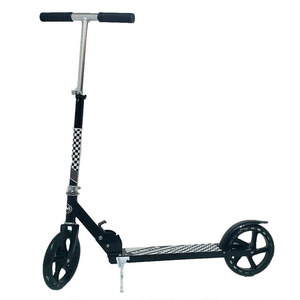 Scooter Monopatin Ruedas Grandes Hasta 100kg Faydi