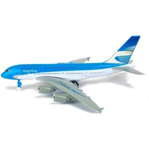 Avion a Escala a Fricción Aerolineas Argentinas 38cm