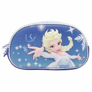 Cartuchera Elsa Frozen 2 Cierres Original