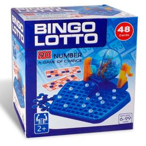 Bingo Lotto Familiar 48 Cartones