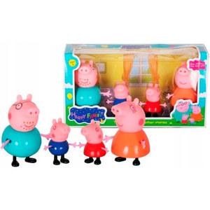 Familia Peppa Pig Personajes