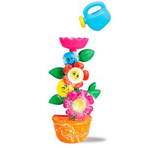 Flor con Regadera Para Baño con Sopapas